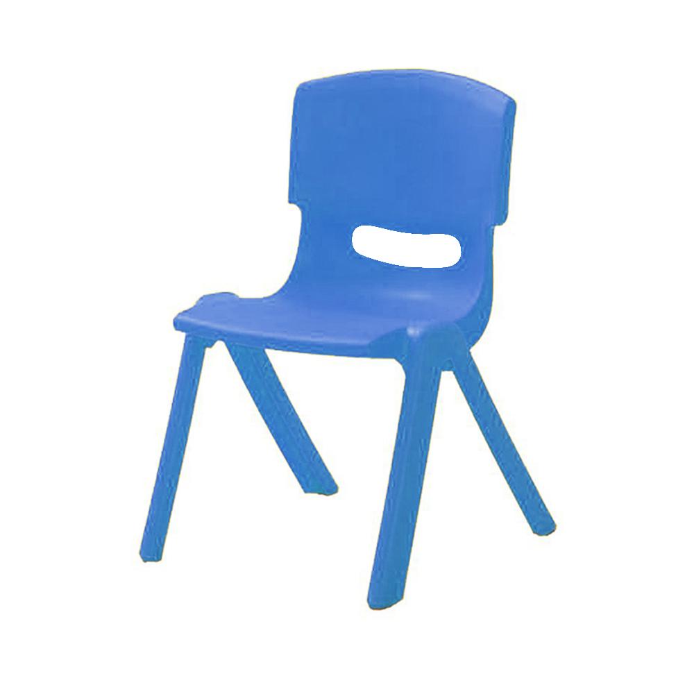 PLAYGOPLAYGROUND เก้าอี้เล็ก Size L สีน้ำเงิน