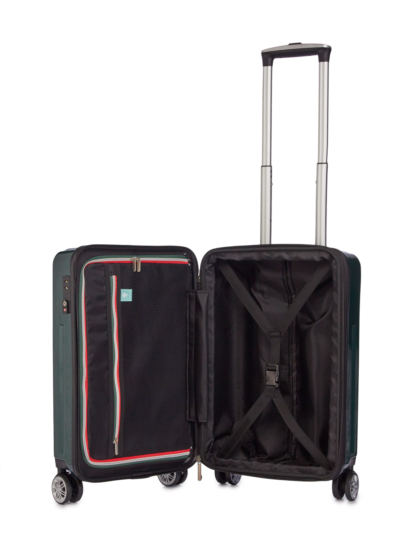 Legend Walker Hard Luggage 5102 49 Size 22 Inches Gree Central Online