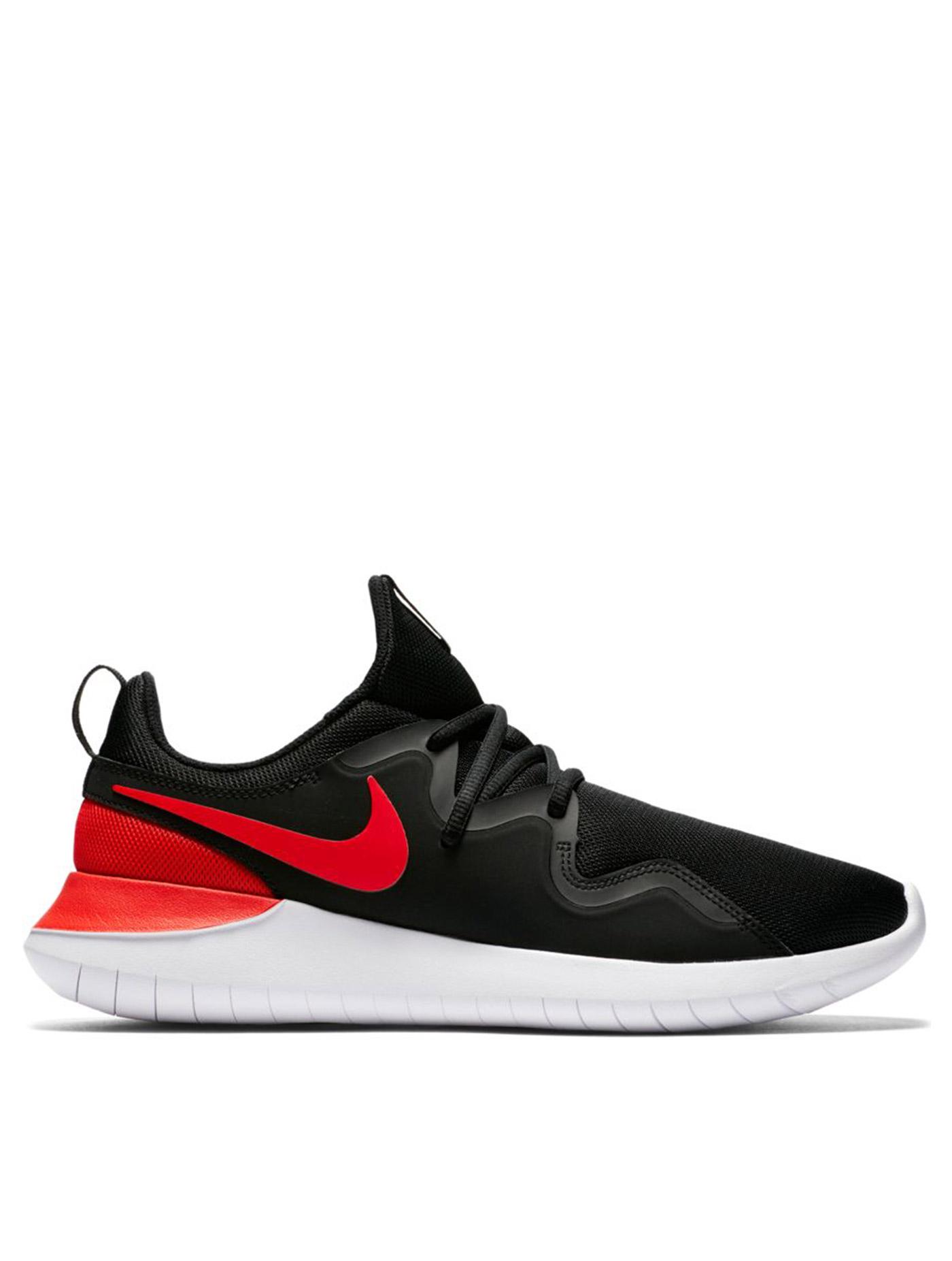 b525a25e134d1 Men s Sneakers Black Red Size 10.5