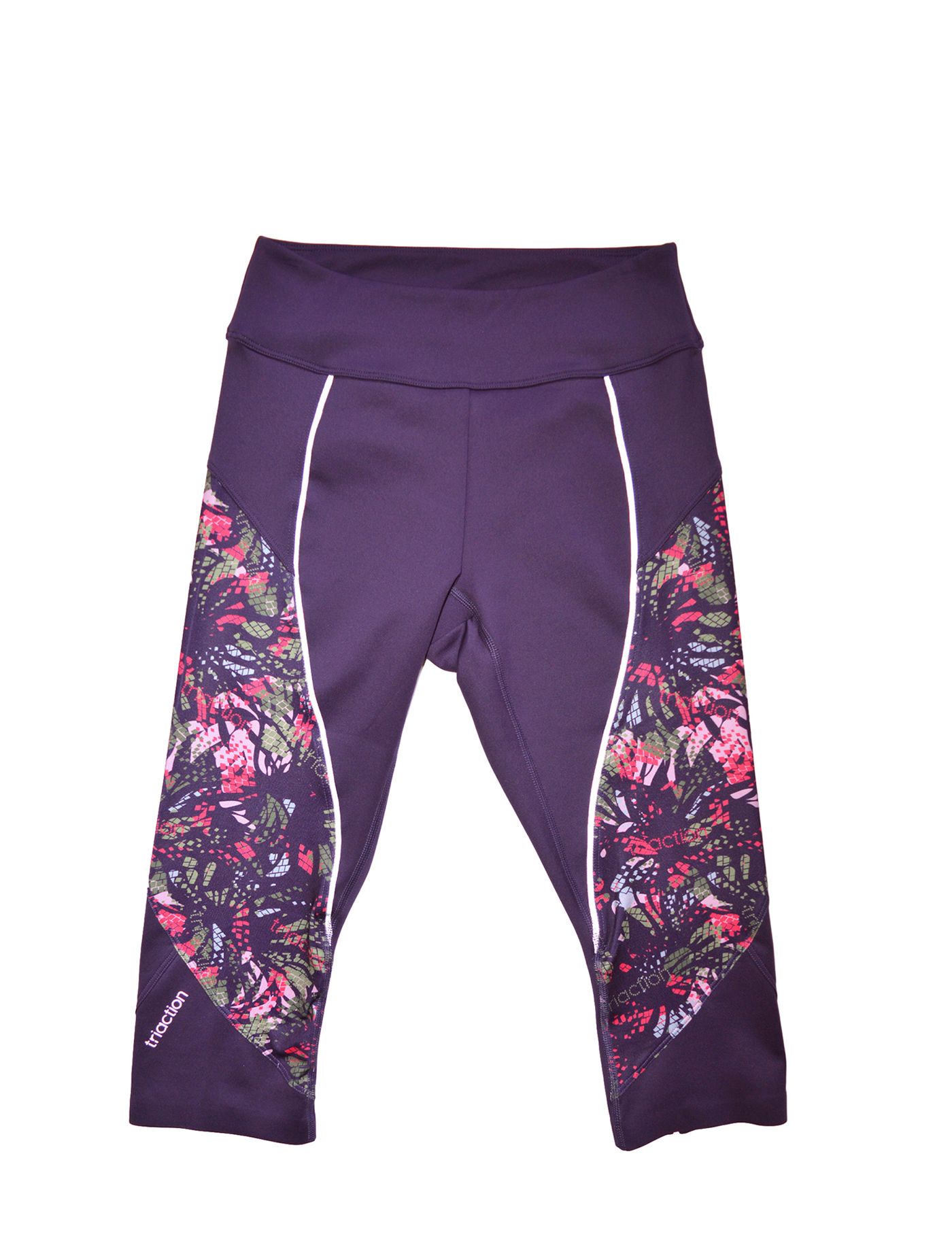กางเกงออกกำลังกาย สีม่วง ไซส์ M