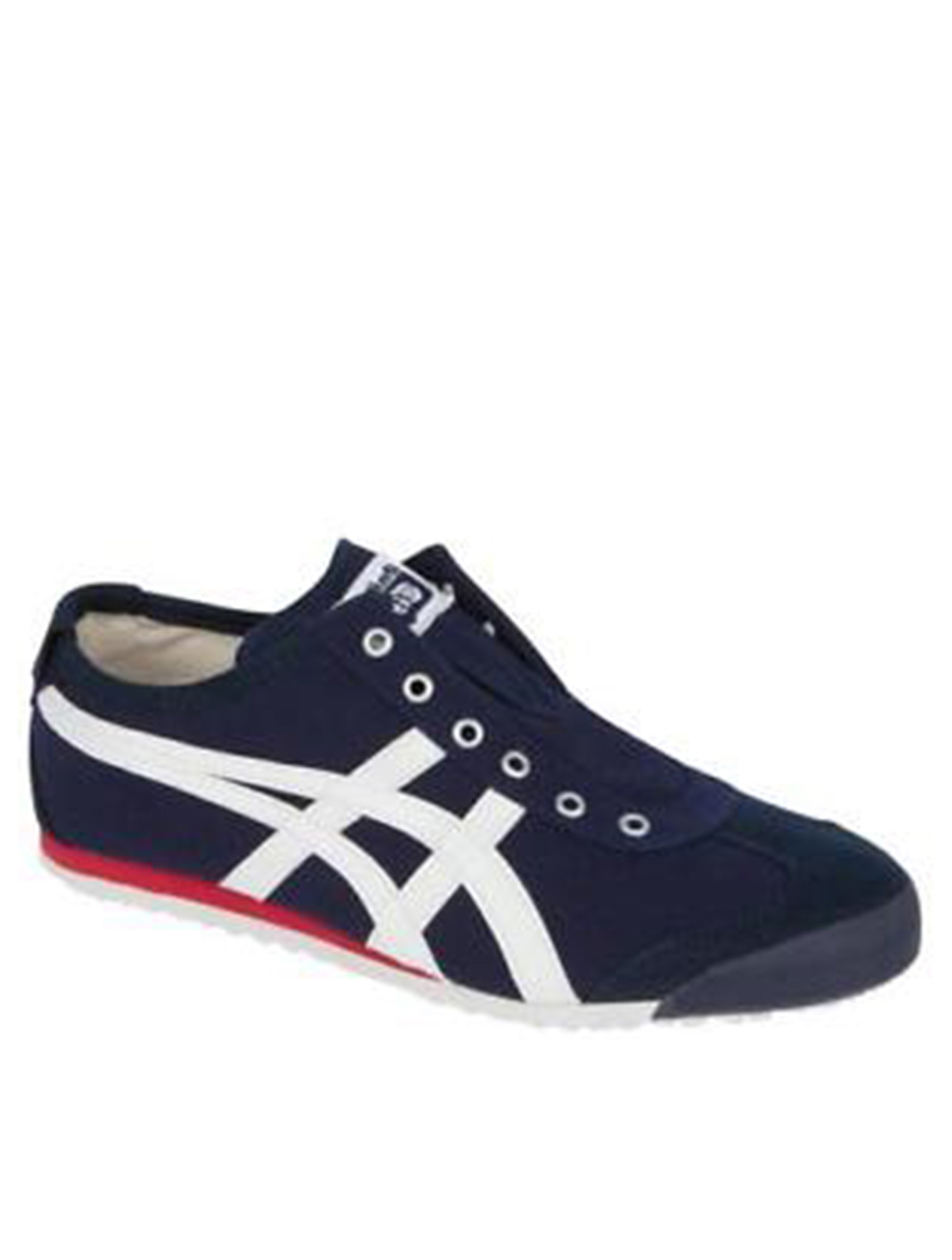 brand new 3b468 40e74 Mexico 66 Slip-on Casual Shoes Navy - White Size 8 | Central ...