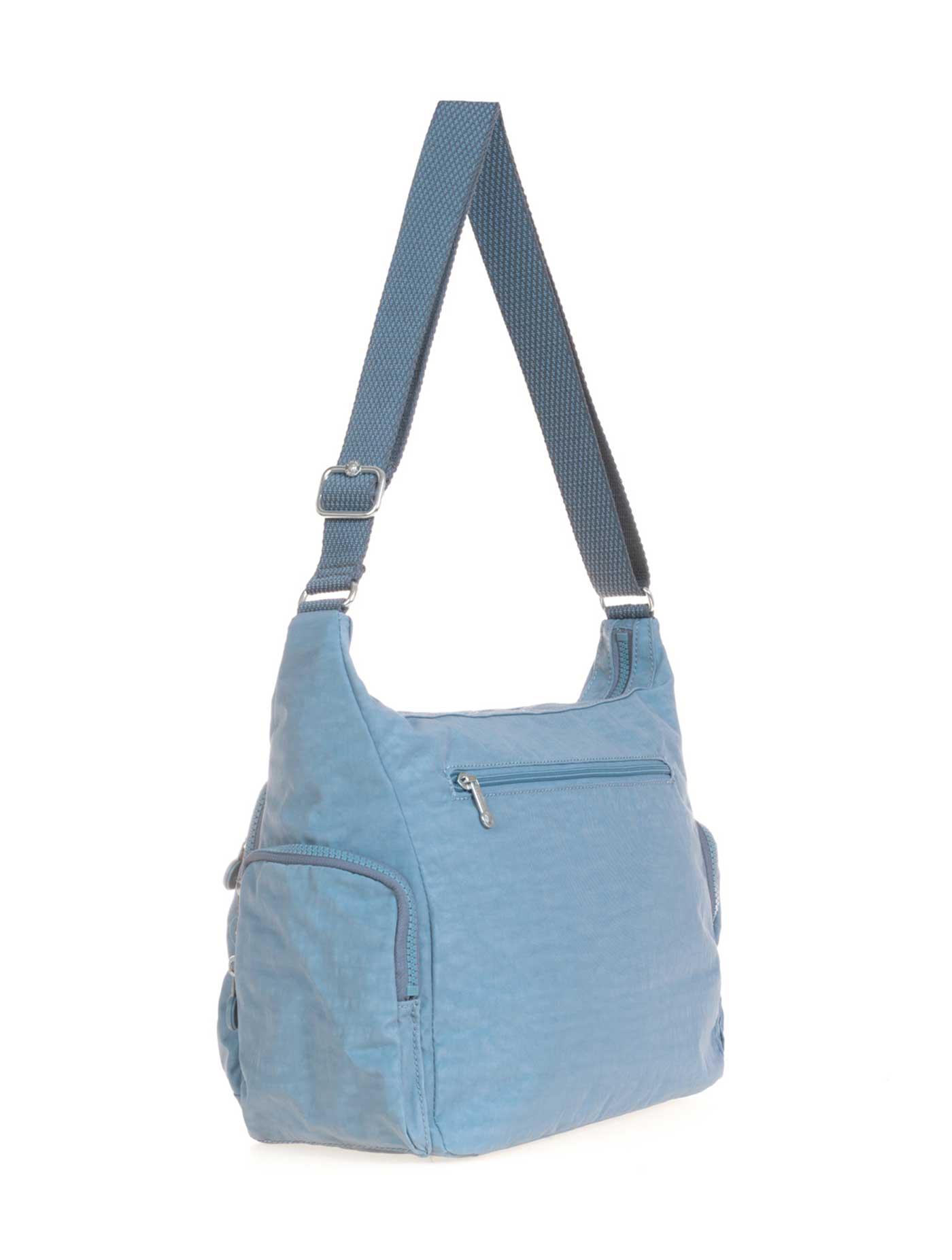 1bc81435e6 KIPLING Gabbie Shoulder Bag Timid Blue C | Central.co.th