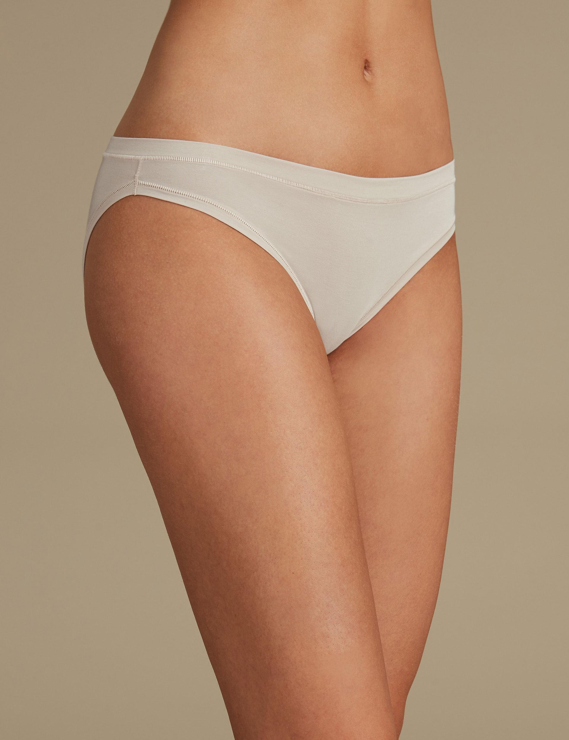 55d320b03866e Modal Rich Flexifit Bikini Knickers Brown Size 6