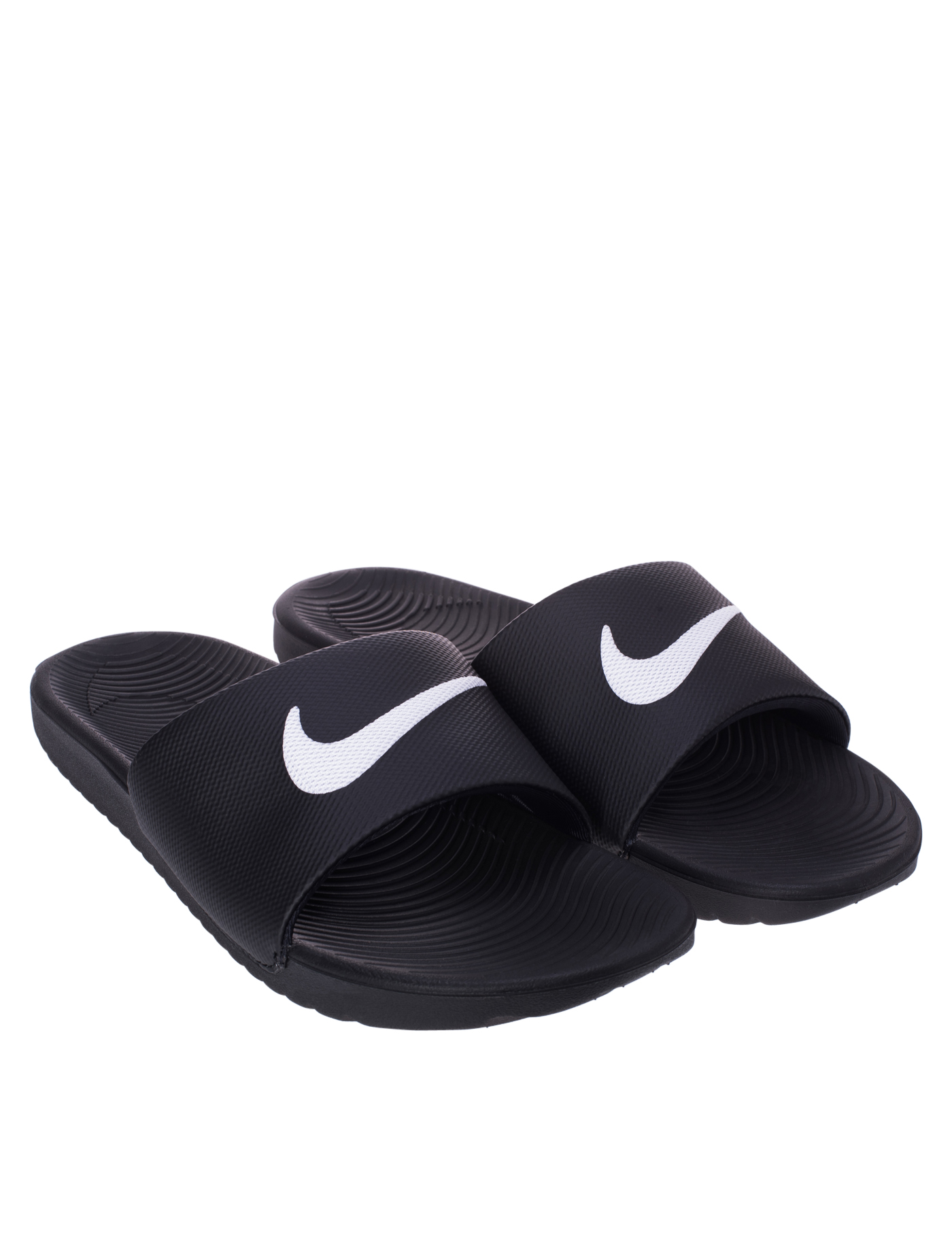 competitive price 1418f f0bd1 NIKE Men s Sandals Kawa Slide 832646-010 Black black Size 10