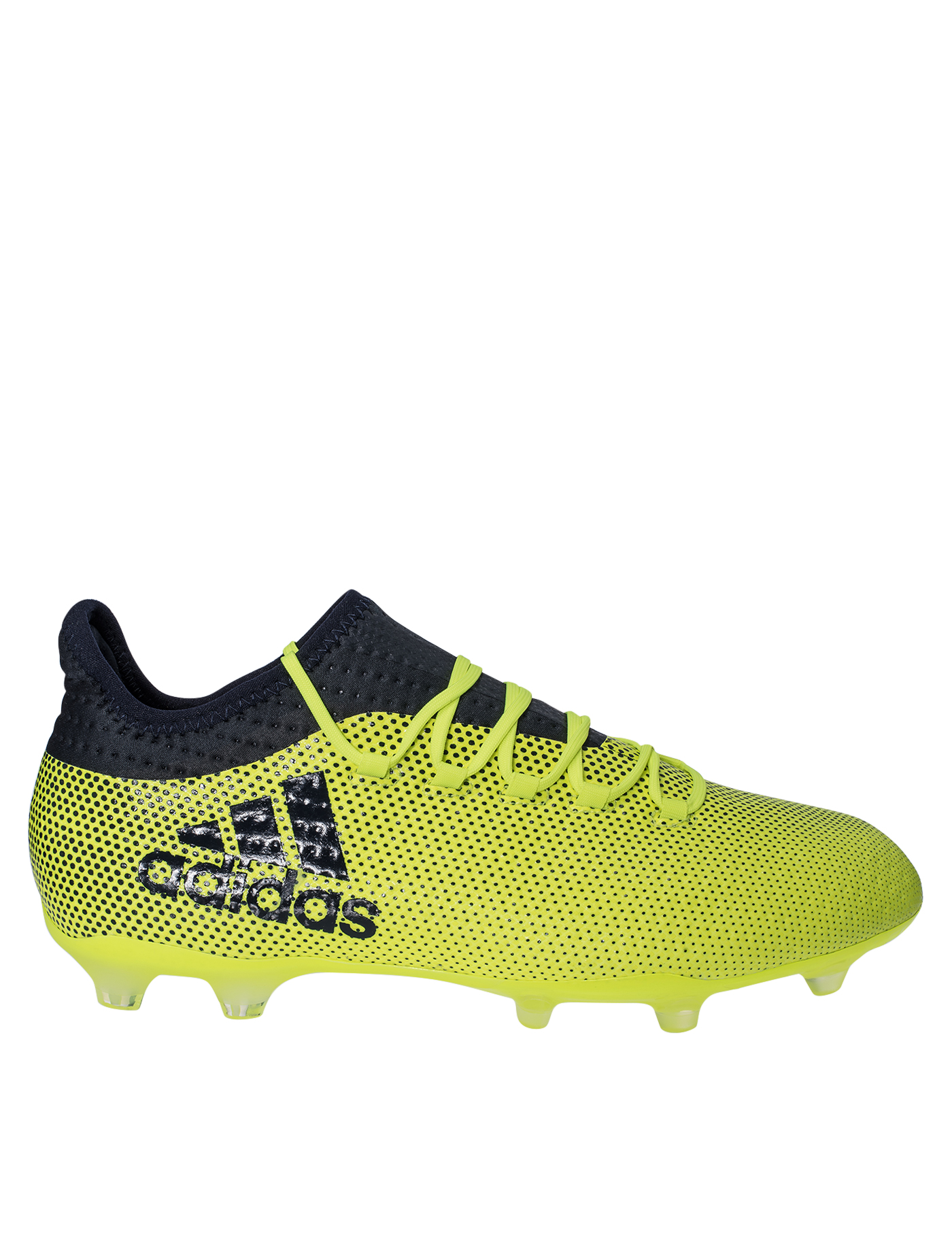 a4be0bea6252 ADIDAS รองเท้าฟุตบอลผู้ชาย รุ่น X 17.2 FG S82325 ไซส์ UK7 สี Solar  Yellow-Legend