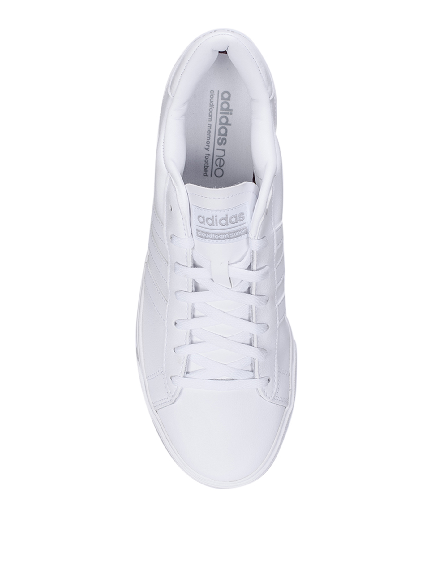 6c5b2574265 ADIDAS NEO Men s Casual Shoes Cloudfoam Super Daily AW3903 Size UK9 White