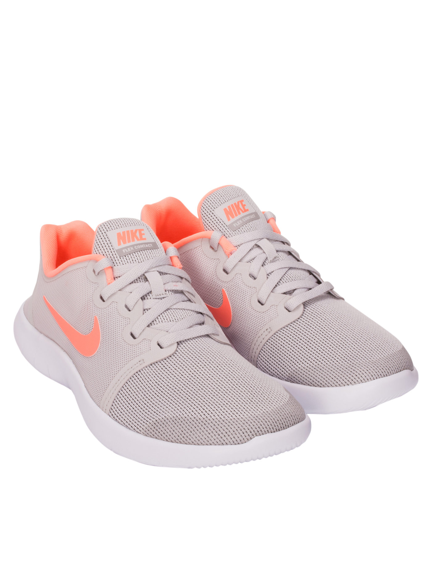 81ab31db12 NIKE Girl's Running Shoes Flex Contact 2 AH3448-002 Si | Central Online