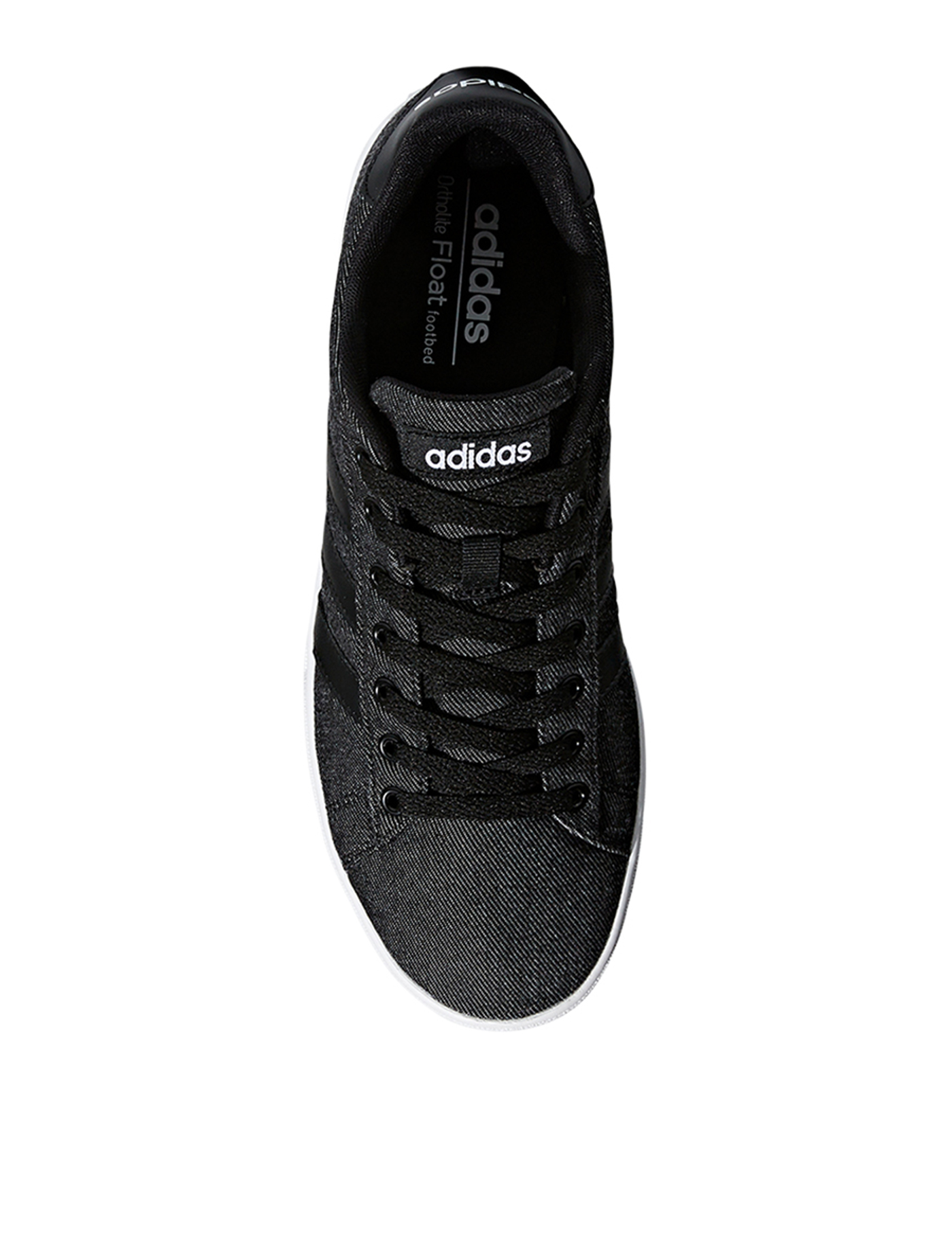 ADIDAS NEO Men s Casual Shoes Daily 2.0 Black Size 7  8a1773bd4
