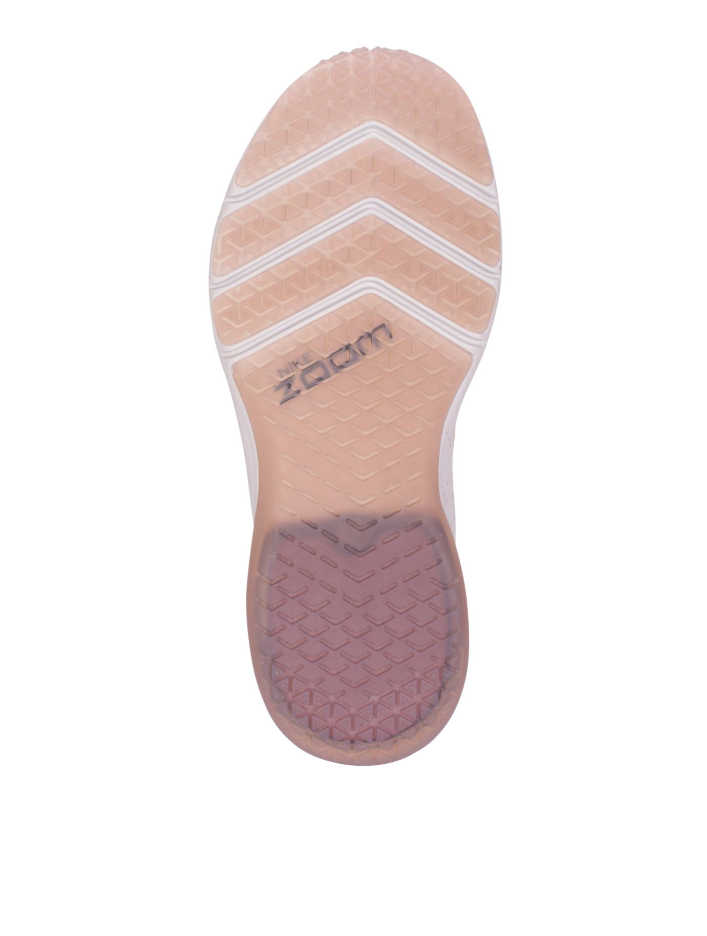 2c4647cb76385 NIKE รองเท้าวิ่งผู้หญิง Air Zoom Fearless Flyknit 2LM สีน้ำตาล ไซส์ 7.5