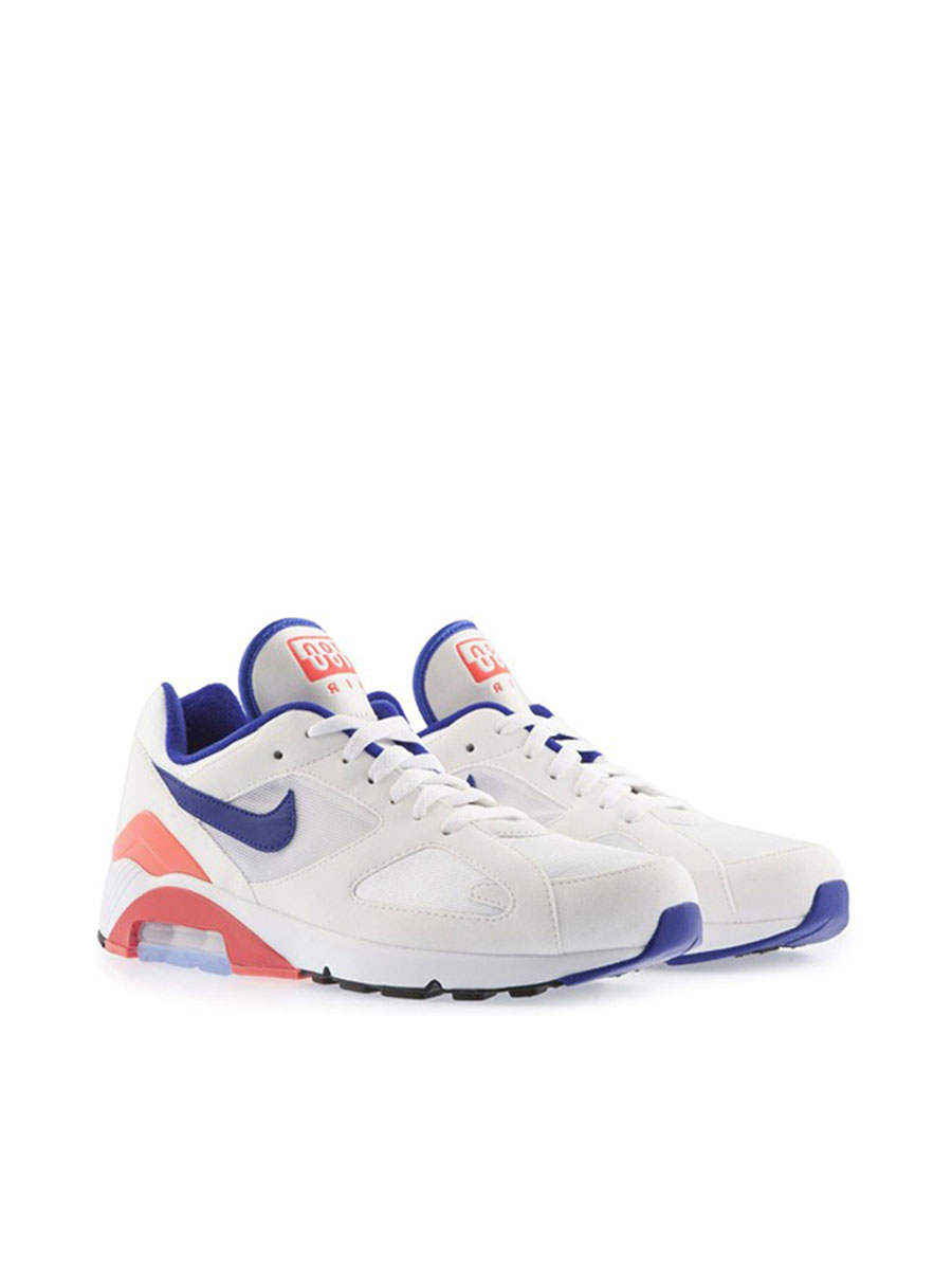 official site special sales latest discount NIKE รองเท้าผ้าใบหญิง Nike Air Max 180 สีขาว ไซส์ 5.5 ...